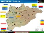 aup west 1 apr 14