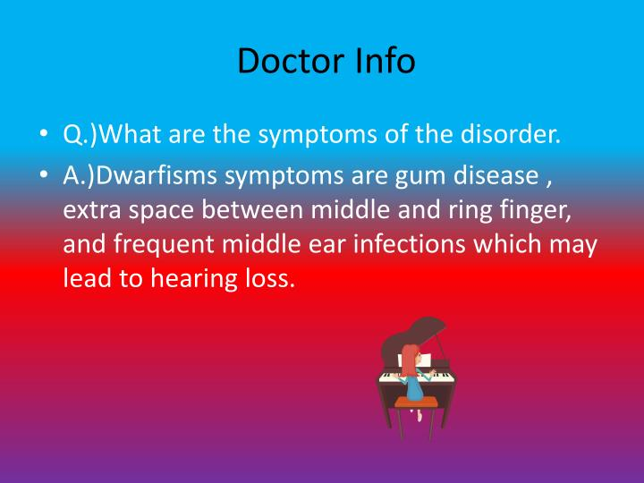 Doctor Info