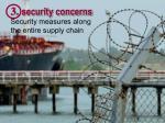 3 security concerns