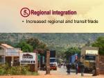 5 regional integration