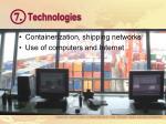 7 technologies