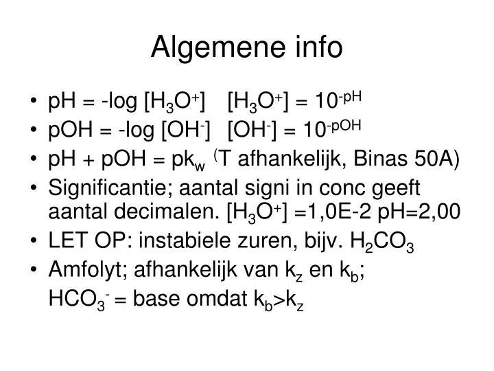 Algemene info1
