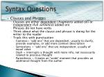 syntax questions1