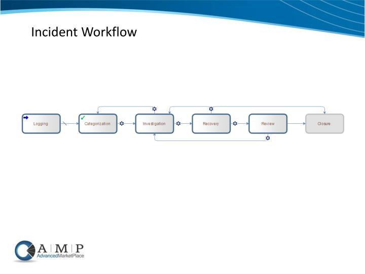 Incident Workflow