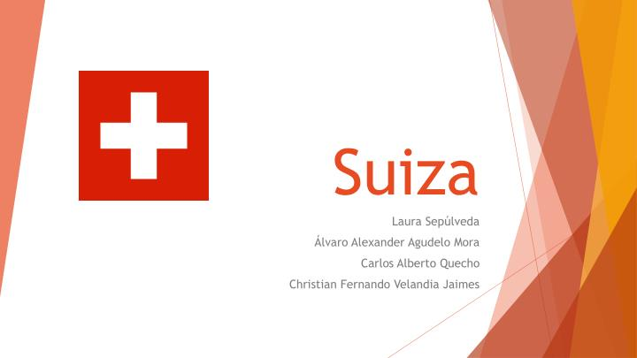 suiza n.