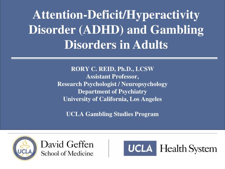 attention deficit hyperactivity disorder research papers Attention-deficit hyperactivity disorder (adhd), which is often referred to as childhood hyperactivity, is a severe and chronic disorder for children it is one of the most prevalent childhood disorders, and affects 3% to 5% of the school-age population.