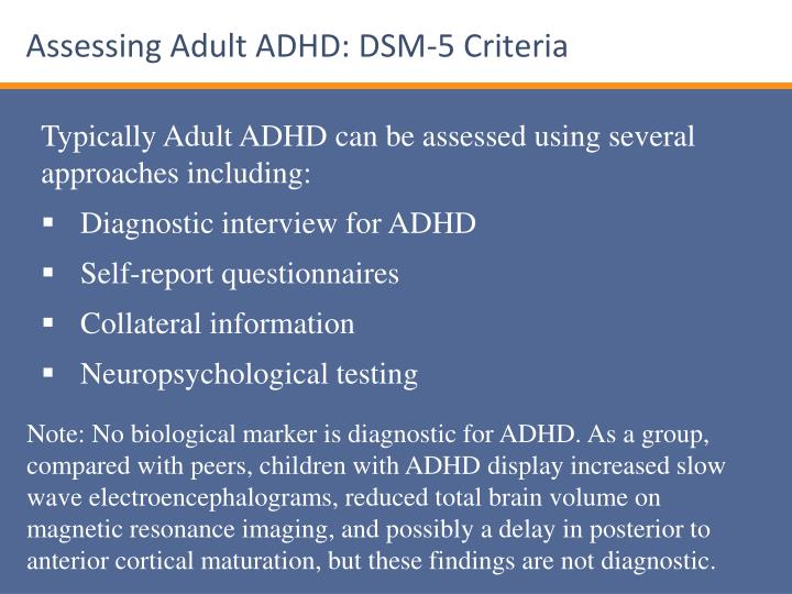 a description of the attention deficit disorder add and its treatment options Autism spectrum disorder (asd) is a developmental disorder that affects communication and behavior although autism can be diagnosed at any age, it is said to be a developmental disorder because symptoms generally appear in the first two years of life.