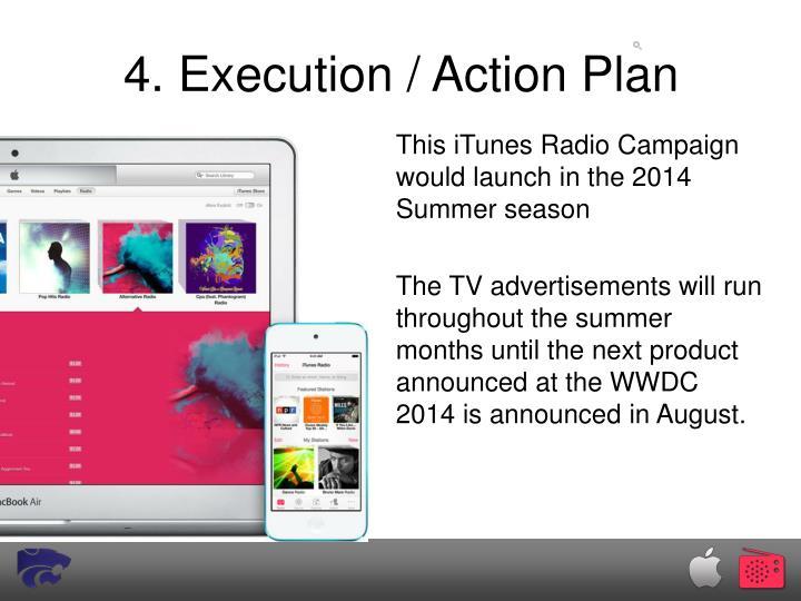 4. Execution / Action Plan