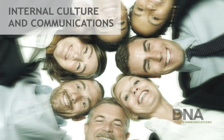 internal culture and communications n.