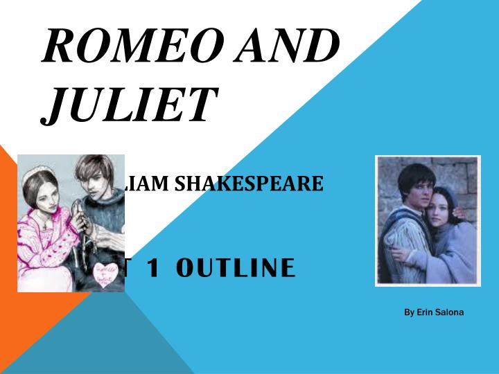 romeo and juliet by william shakespeare n.