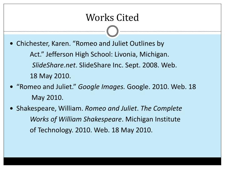 Ppt Romeo And Juliet By William Shakespeare Powerpoint