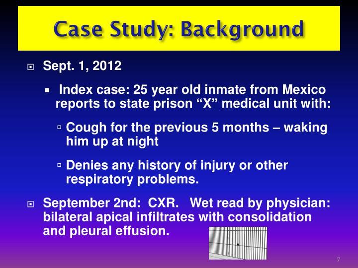 Case Study: Background
