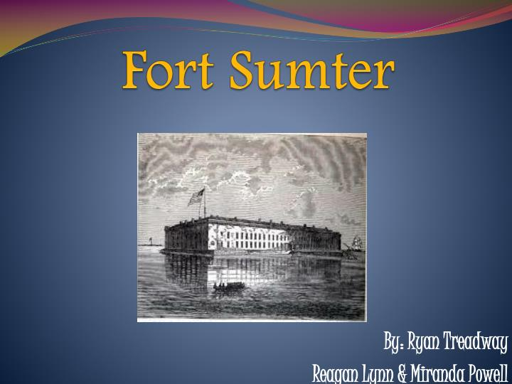 battle of fort sumter essay Battle of fort sumter keyword essays and term papers available at echeatcom, the largest free essay community.