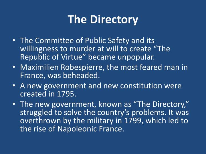 The Directory