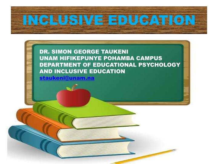Ppt Inclusive Education Powerpoint Presentation Free Download Id 2018921