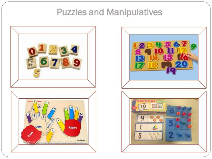 Puzzles and