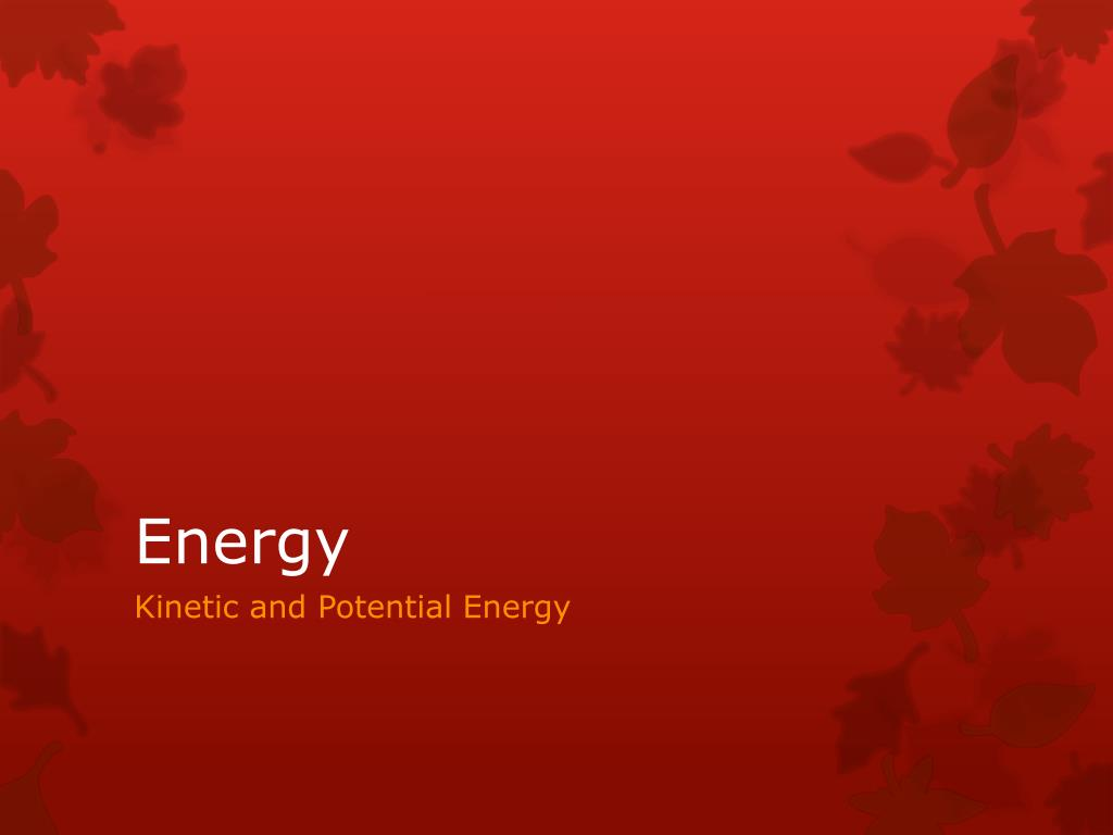 ppt energy powerpoint presentation id 2019322