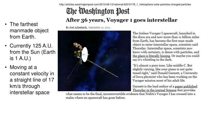http://articles.washingtonpost.com/2013-09-12/national/42010179_1_heliosphere-solar-particles-charged-particles