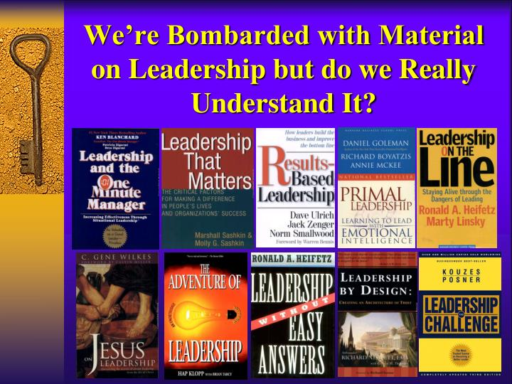 understanding the real meaning of leadership Leadership development tips and techniques, plus free online materials for organizational and personal development, and business training for management, sales, marketing, project management, communications, leadership, time management, team building and motivation.