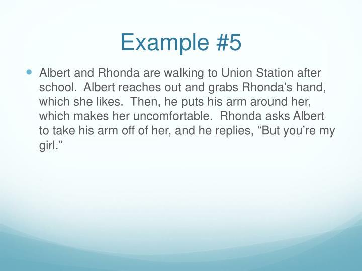 Example #5