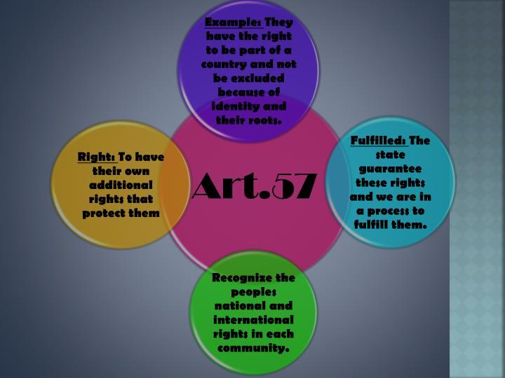 Rights ecuadorian constitution
