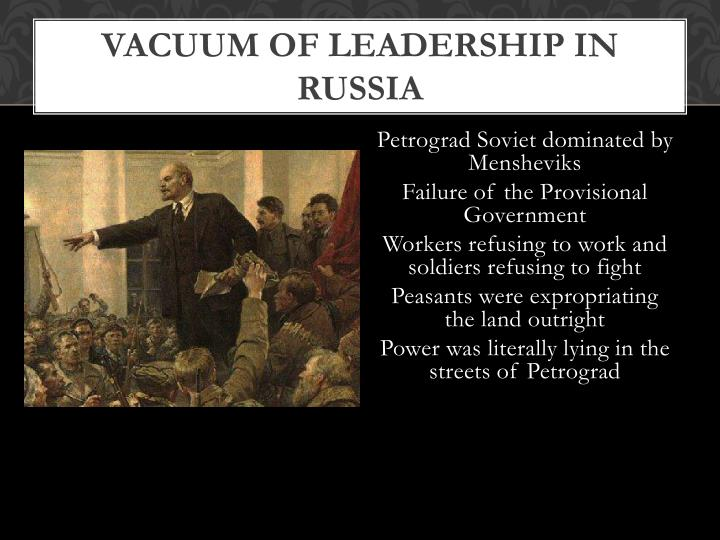 why did the russian provisional government After the february revolution of 1917 he joined the newly formed russian provisional government, first as minister of justice, then as minister of war, and after july as the government's second minister-chairman.
