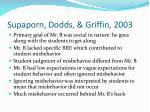 supaporn dodds griffin 20033