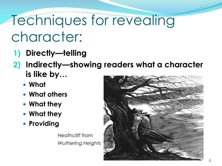 wuthering heights narrative techniques The ''wuthering heights'' literary devices & techniques chapter of the ''wuthering heights'' study guide course is narrative structure & technique in wuthering.