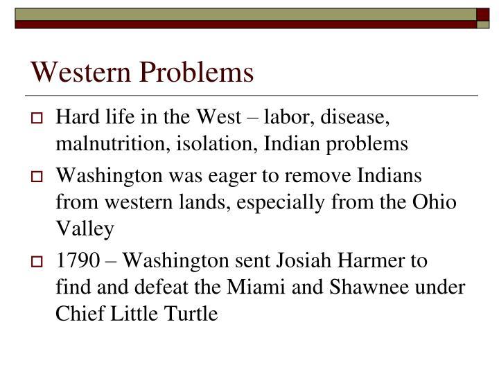 Western Problems