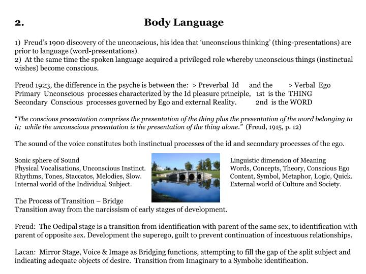 2 body language