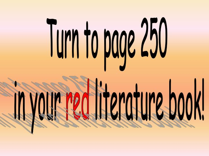 Turn to page