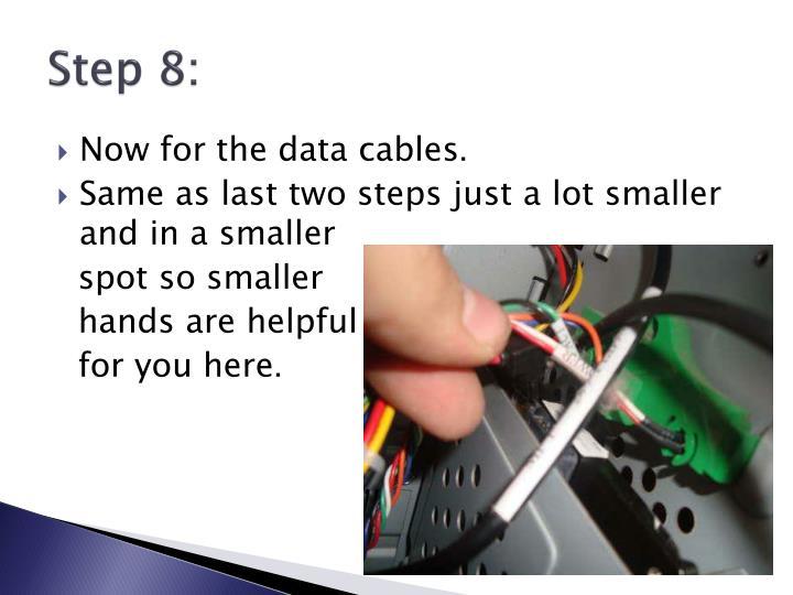 Step 8: