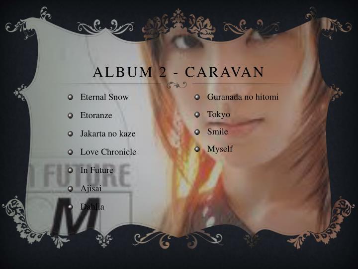 Album 2 - Caravan