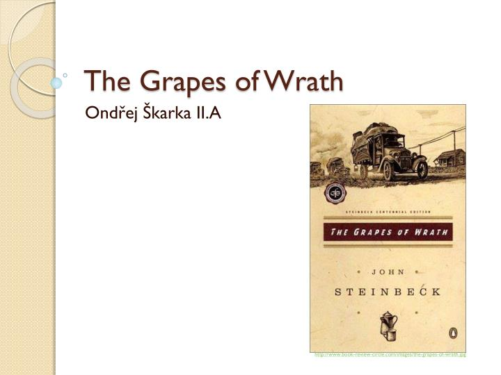 the grapes of wrath n.