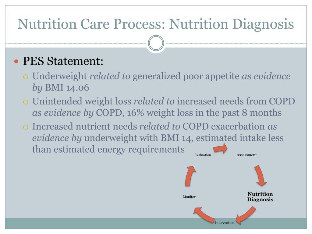 PPT - Case Report: Nutritional Management of Patient's ...