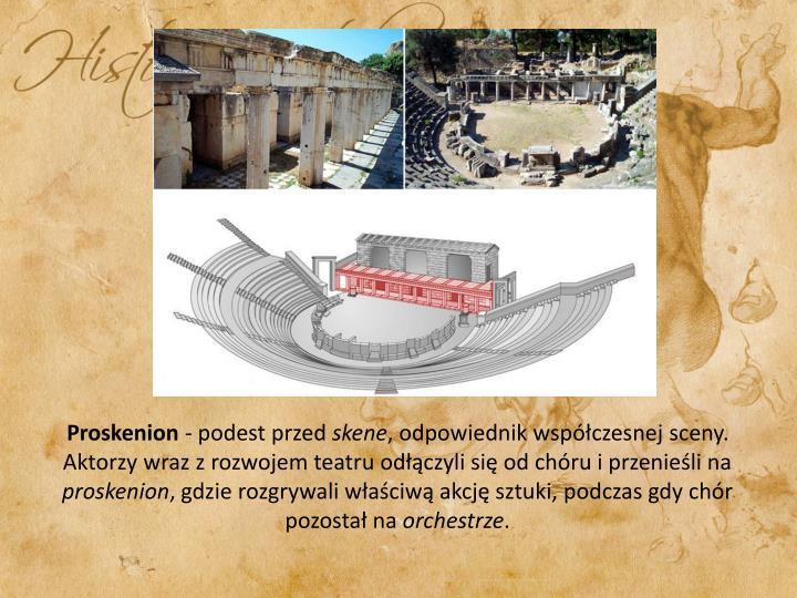 Proskenion