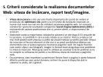 5 criterii considerate la realizarea documentelor web viteza de nc rcare raport text imagine