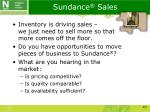 sundance sales1
