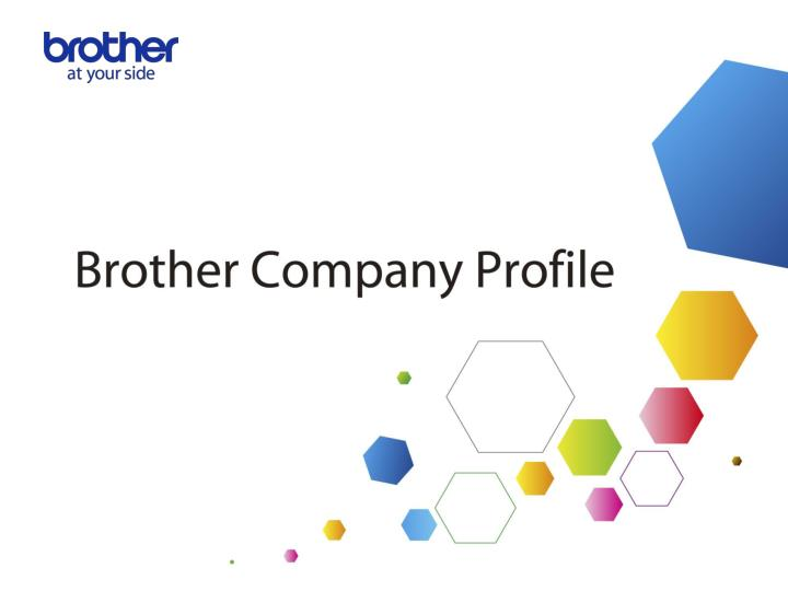 brother company profile n.