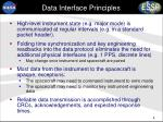data interface principles1