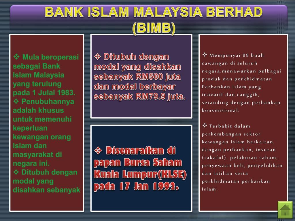 Ppt Bab 5 Perakaunan Dalam Institusi Kewangan Islam Powerpoint Presentation Id 2022449