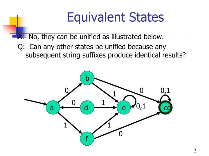 Equivalent states1