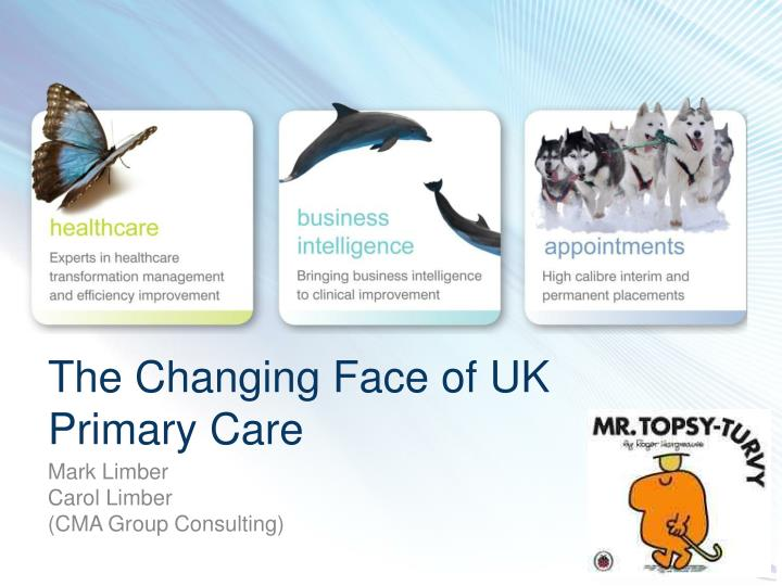 the changing face of uk primary care n.