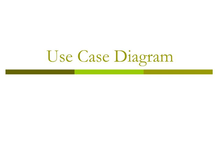 use case diagram n.