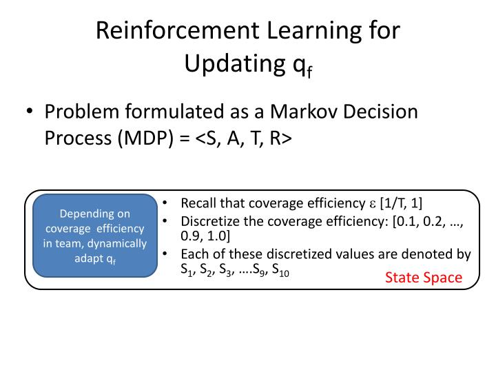 Reinforcement Learning for