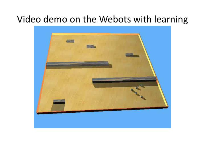 Video demo on the
