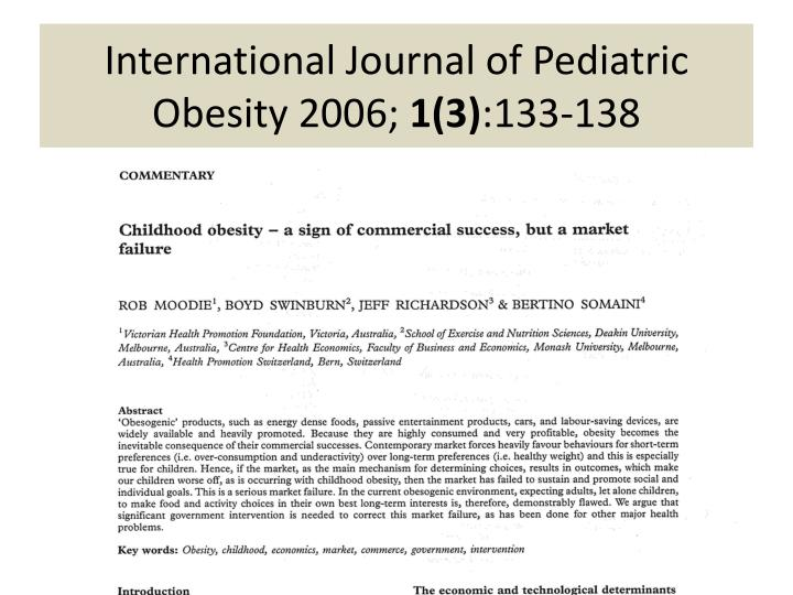 obesity case study and health promotion paper essay This essay aims to determine how different models of health promotion can be used to improve effectiveness of pharmacist-led campaign in reducing obesity in socioeconomically deprived areas the health belief, changes of stage and ecological approaches models are some models discussed in this brief.