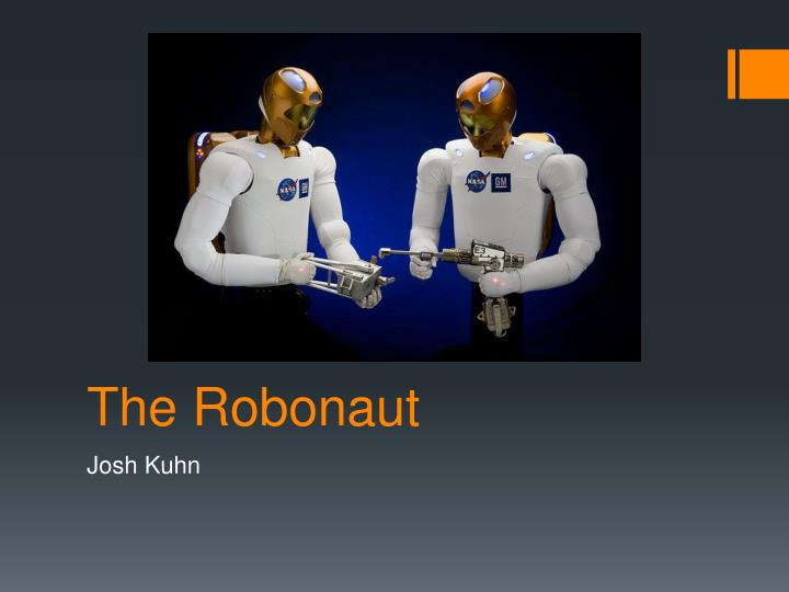 the robonaut n.
