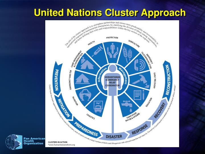 United Nations Cluster Approach