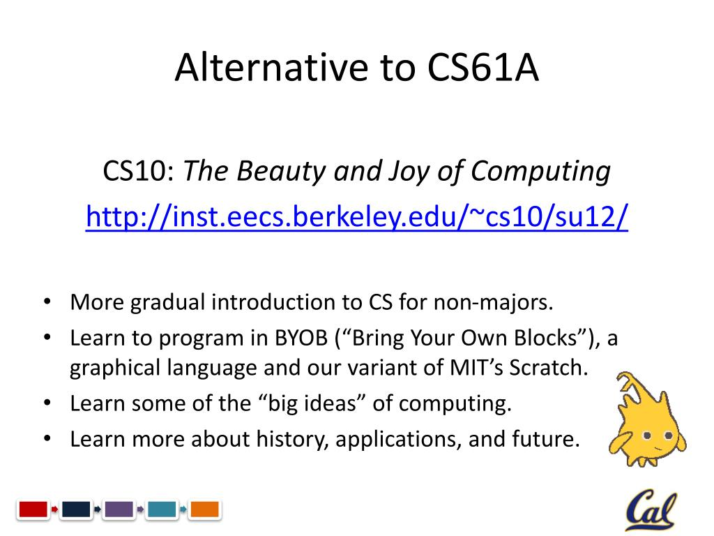 PPT - CS61A Lecture 1 Introduction and Basics PowerPoint